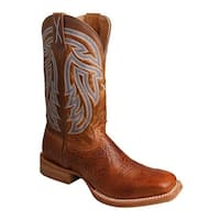 Twisted X Boots Men's MRA0001 Rancher Cowboy Boot Peanut/Peanut Leather