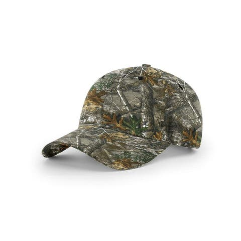 Realtree Edge Hat Richardson Hunting Camouflage Cap