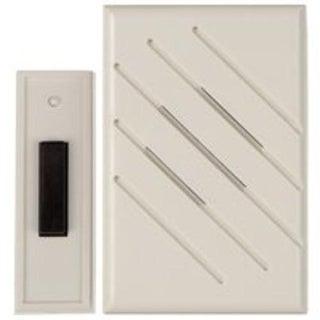Carlon RC3730D Plug In Door Chime Kit, White