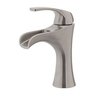 Pfister LF-042-JD Jaida Waterfall Bathroom Faucet with Push & Seal Drain|https://ak1.ostkcdn.com/images/products/is/images/direct/60d3135c8fcd99be9c20fc6bcdcd29b0f1fa62c2/Pfister-LF-042-JD-Jaida-Waterfall-Bathroom-Faucet-with-Push-%26-Seal-Drain.jpg?impolicy=medium