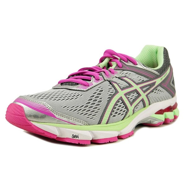 Asics GT-1000 4 D Round Toe Synthetic Running Shoe
