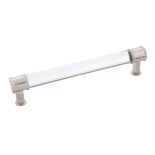 Hickory Hardware P3702 Midway 6-1/4 Inch Center to Center Bar Cabinet Pull
