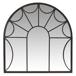 Aspire Home Accents 5958 Carlita Arched Window Wall Mirror