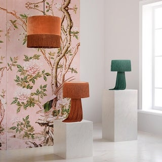 Link to Atolla Brick Tassel Table Lamp Similar Items in Table Lamps