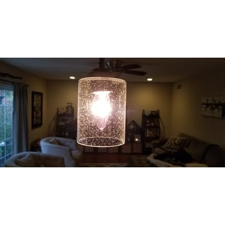 Kichler Lighting Winslow Collection 1-light Olde Bronze Mini Pendant