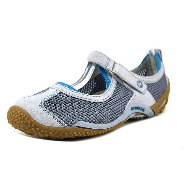 Merrell Circuit MJ Breeze Women Round Toe Suede Mary Janes