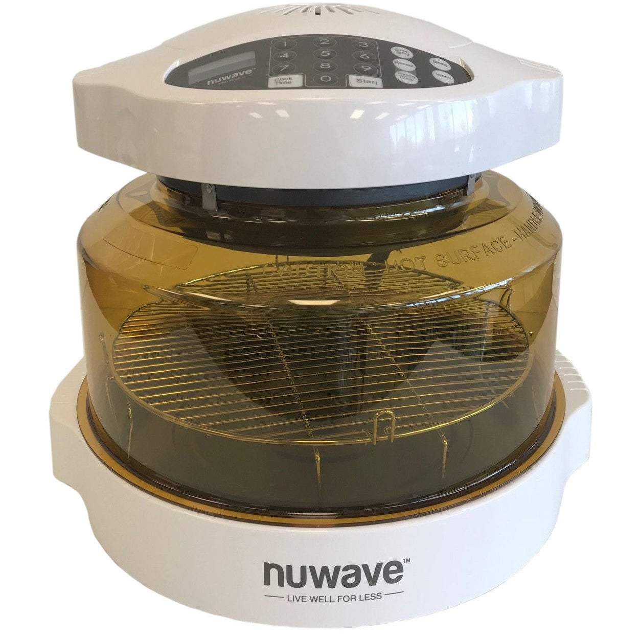 Shop Nuwave Pro Plus Oven White Overstock 20345453