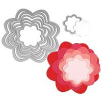 Flowers - Sizzix Framelits Dies 7/Pkg