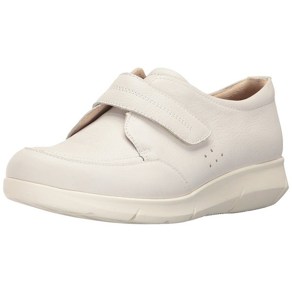Hush Puppies Womens Believe Mardie Low Top Buckle Fashion Sneakers