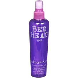 TIGI Bed Head Maxxed-Out Massive Hold Hairspray, 3.8 oz