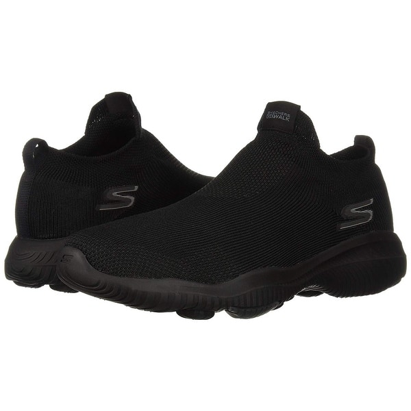 skechers go walk black 6