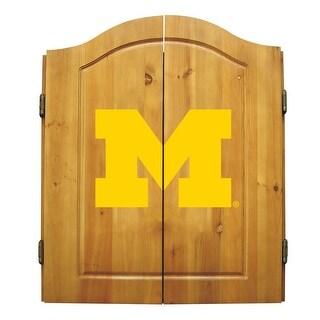 Dart Cabinet - NCAA- University Of Michigan