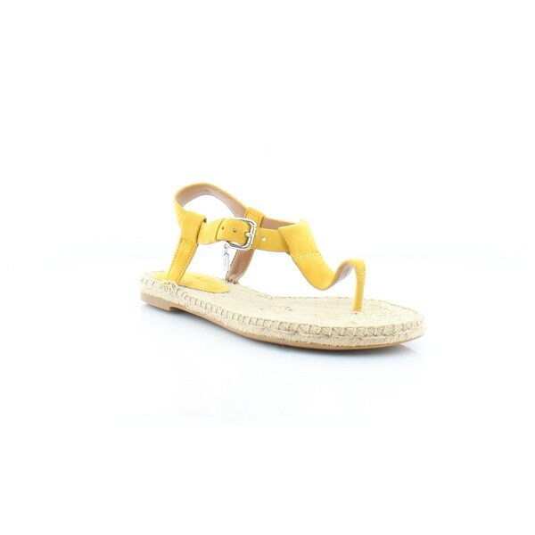 Coach Breeze Women's Sandals Yellow - 6.5