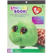 Zippy The Turtle - Beanie Boos Sticker Book