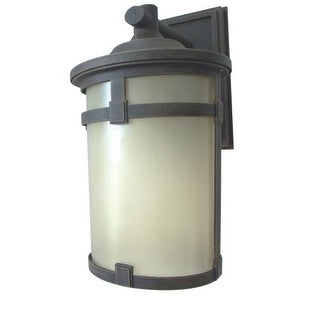 AFX HNSW20045L LED Outdoor Wall Sconce from the Hanover Collection