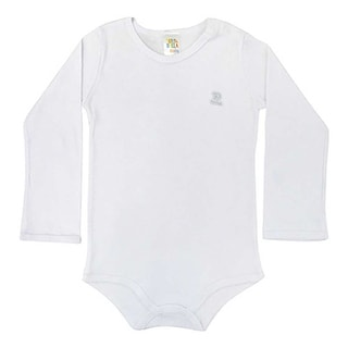 Pulla Bulla Toddler Classic Long Sleeve Bodysuit for ages 1-3 years