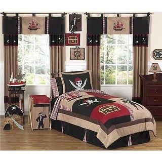 Cotton Tale PRFBS Pirates Cove Full Bed Skirt