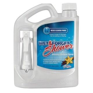 Wet & Forget 801064 Shower Spray, 64 Oz