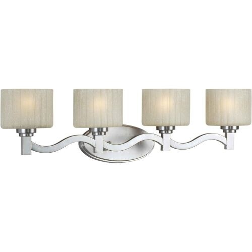 Forte Lighting 5388 04 33wx7 25hx5 75e Indoor Up Wall Sconce