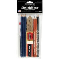 General's Charcoal and Graphite Drawing Kit