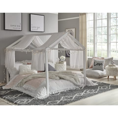 Flannibrook House Bed Frame