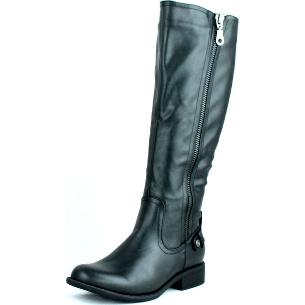 Dbdk Womens Denniza-3 Knee High Riding Boots