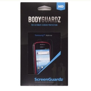 ScreenGuardz+HD Screen Protector with Anti-Glare for Samsung Admire SCH-R720 (2-