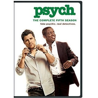 Psych: The Complete Fifth Season [DVD]