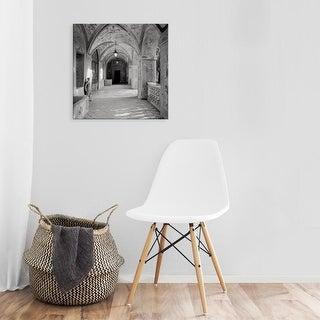 Easy Art Prints Alan Blaustein's 'Padova #1' Premium Canvas Art