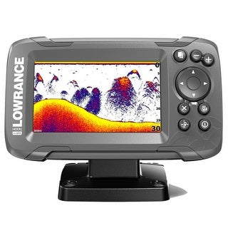 Lowrance 000-14012-001 Hook2-4X With Bullet Skimmer Transducer