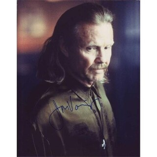 Sign Here Autographs 5411 Jon Voight In-Person Autographed Photo