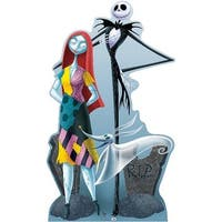 Jack And Sally Life-Size Cardboard Stand-Up