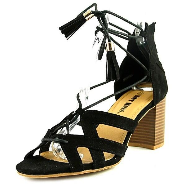 Hotkiss Martha Women Black Sandals