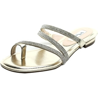Nina Kaileen Women Open Toe Synthetic Sandals