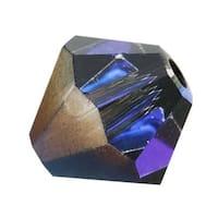 Swarovski Crystal, 5328 Bicone Beads 4mm, 24 Pieces, Heliotrope
