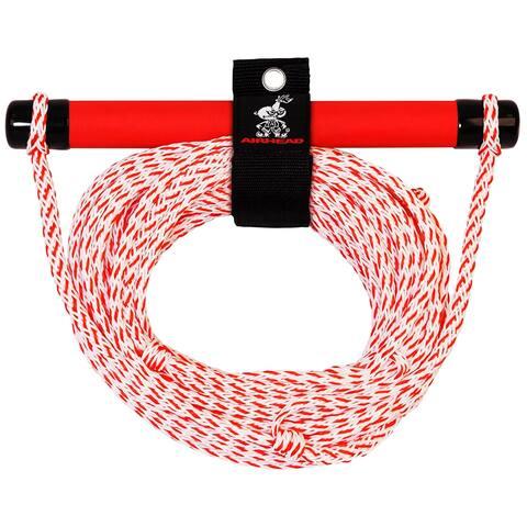 Airhead sports group airhead water ski rope 1 section - 75' ahsr-1eva