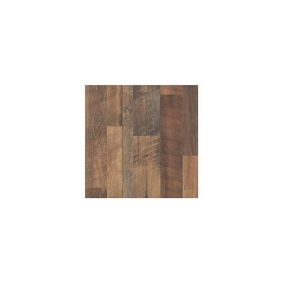 "Mohawk Industries BLC73-OAK 7-1/2"" Wide Laminate Plank Flooring - Textured Oak Appearance- Sold by Carton (17.17 SF/Carton)"
