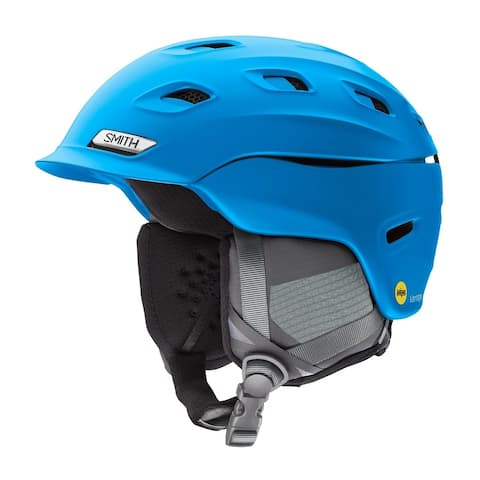 Smith Optics Vantage MIPS Snow Helmet (Matte Imperial Blue/ Large) - Blue