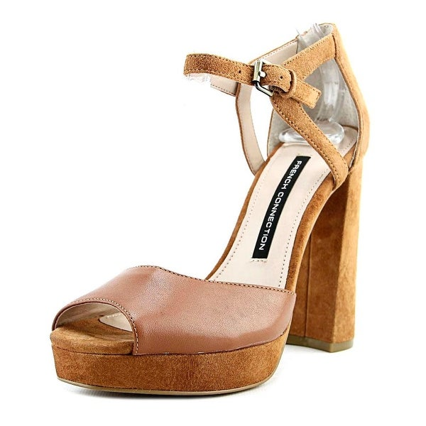 French Connection Dita Women Casa Brown Sandals