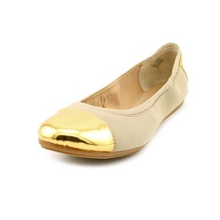 Easy Spirit e360 Gessica Round Toe Synthetic Ballet Flats