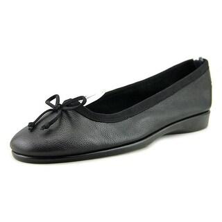Aerosoles Fashionista   Round Toe Leather  Flats