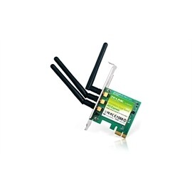 TP-Link Wireless TL-WDN4800 Wireless N 450Mbps PCI Express Adapter Retail