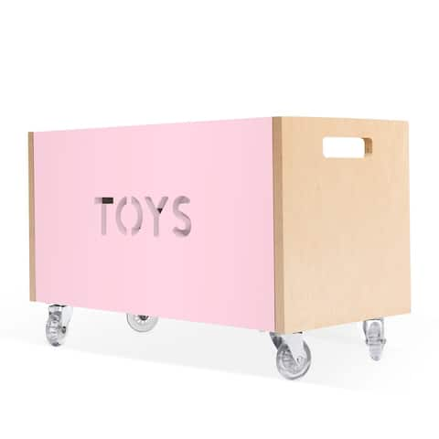 Taylor & Olive Marigold Toy Chest on Casters