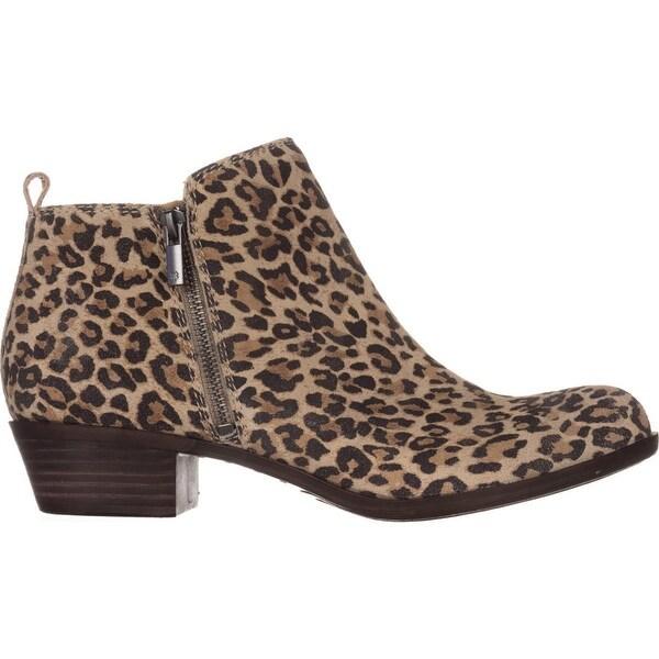 lucky leopard boots