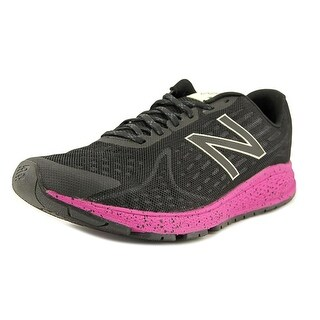 New Balance WRUSHPP2 Women  Round Toe Synthetic Black Sneakers