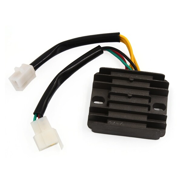 Shop 6 Pin Motorcycle Voltage Wiring Regulator Rectifier for Honda