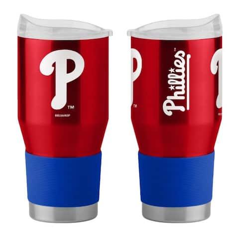 Philadelphia Phillies Travel Tumbler 24oz Ultra Twist