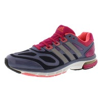 Shop Adidas Womens Vigor Bounce Trail Running Shoes Speckled ... 6f971fa24