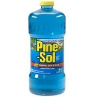 Pine-Sol 40238 Cleaner & Disinfectant, Sparkling Wave Scent, 60 Oz