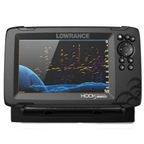 Lowrance HOOK Reveal 7x Fishfinder HOOK Reveal 7x Fishfinder